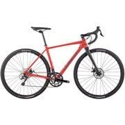 GARIBALDI G2 レーシングレッド(68M RACING RED) [アドベンチャーロードバイク 5000mm(M) 外装20段変速 SHIMANO TIAGRA 2018年モデル]