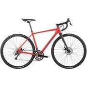 GARIBALDI G2 レーシングレッド(68M RACING RED) [アドベンチャーロードバイク 530mm(L) 外装20段変速 SHIMANO TIAGRA 2018年モデル]