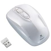 MUS-RIT126W [IR 無線静音マウス 3ボタン ホワイト]