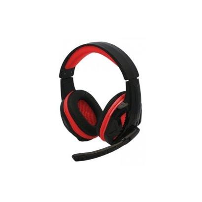 CC-P4MGH-RD [PS4/PC用 マルチゲーミングヘッドセット ブラックレッド]