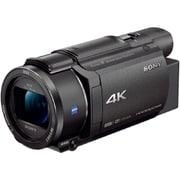 FDR-AX60 B [デジタル4Kビデオカメラレコーダー ハンディカム ビューファインダー/マニュアルリング内蔵 ナイトショット搭載モデル ブラック]