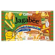 Jagabeeパーティーパック 108g
