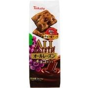 オールレーズン チョコ仕立て 12枚(2枚×6袋)