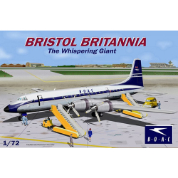 Mach 2 1//72 Bristol Britannia RAF Version # GP087