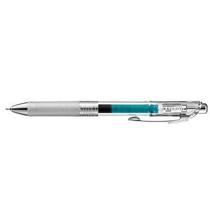 BLN75TL-S3 [ENERGEL infree(エナージェル インフリー) 0.5mm ターコイズブルー ノック式ゲルインキボールペン]