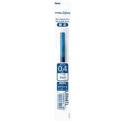 XLRN4TL-C [ENERGEL infree(エナージェル インフリー)専用 ボールペン替芯 0.4mm ブルー]