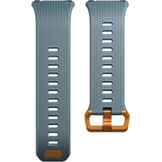 FB164ABCPBUL [Fitbit(フィットビット) スマートウォッチ iONIC 交換用クラシックバンド スレートブルー Lサイズ]