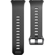 FB164ABGYBKS [Fitbit(フィットビット) スマートウォッチ iONIC 交換用クラシックバンド チャコール Sサイズ]