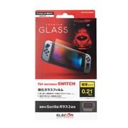 GM-NSFLGGGO [Nintendo Switch専用 液晶フィルム/ガラス/ゴリラ]