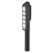 SL-W180B6-K [LEDフルアルミ作業ライト 単4×3本付 180ルーメン]