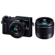 DC-GF10W-K ダブルレンズキット ブラック [「LUMIX GF10 ボディ」+「LUMIX G VARIO 12-32mm F3.5-5.6 ASPH. MEGA O.I.S.」+「LUMIX G 25mm/F1.7 ASPH.」]