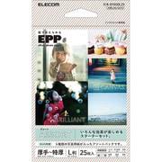 EJK-EFASOL25 [エフェクトフォトペーパー アソートパック L判サイズ 25枚(5種×5枚)]