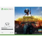 Xbox One S 1TB (PlayerUnknown's Battlegrounds 同梱版)