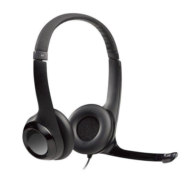 H390R [USB ヘッドセット H390 ブラック]