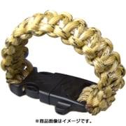 ファイヤーコードブレスレット 02-03-550f-0013 デザートストームカモ XLサイズ [アウトドア 火起こし ロープ]
