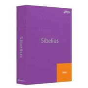 Sibelius 乗換版 価格改定版 [楽譜作成ソフトウェア]