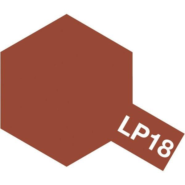 LP-18 [ラッカー塗料シリーズ ダルレッド]