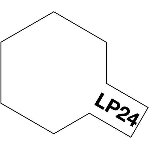 LP-24 [ラッカー塗料シリーズ セミグロスクリヤー]