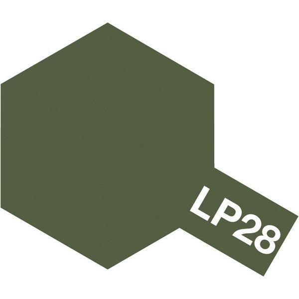 LP-28 [ラッカー塗料シリーズ オリーブドラブ]