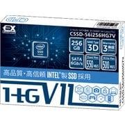 CSSD-S6i256HG7V [バルクSSD]