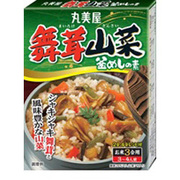 舞茸山菜釜めしの素 175g