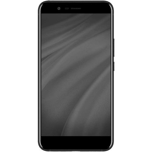 FREETEL REI 2 Dual BLACK [SIMフリースマートフォン]
