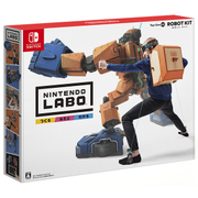Nintendo Labo Toy-Con 02:Robot Kit (ロボットキット) [Nintendo Switchソフト]