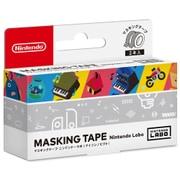 マスキングテープ Nintendo Labo アイコン/ピクト [Nintendo Labo 用アクセサリー]