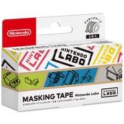 マスキングテープ Nintendo Labo ステンシルロゴ/Toy-Con [Nintendo Labo 用アクセサリー]