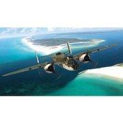 X6015 [1/72 エアクラフトシリーズ ノースアメリカン B-25C/D ミッチェル]