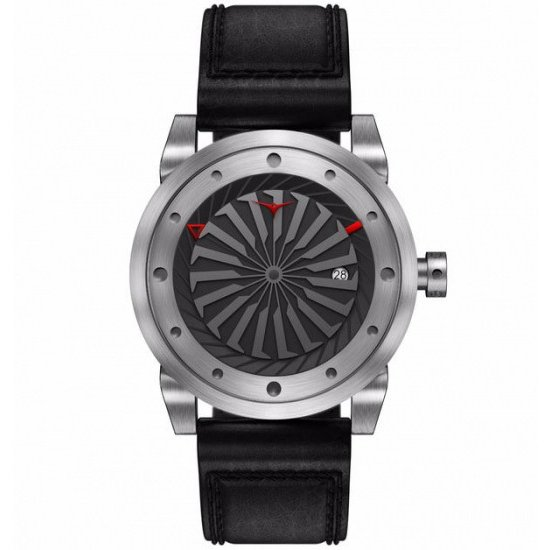 ZINVO-SILVER [腕時計]