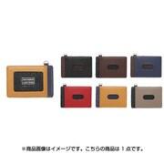 TLPP-08S-R [トレンダーレザー 08 パス入れシングル レッド]
