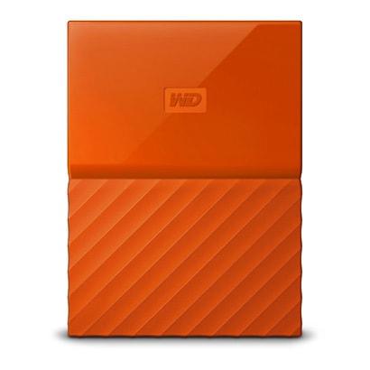 WDBS4B0020BOR-JESN [ポータブルストレージ「My Passport(2018年発売モデル)」2TB オレンジ]