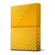 WDBS4B0020BYL-JESN [ポータブルストレージ「My Passport(2018年発売モデル)」2TB イエロー]