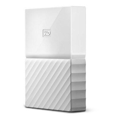 WDBYFT0040BWT-JESN [ポータブルストレージ「My Passport(2018年発売モデル)」4TB ホワイト]