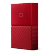 WDBYFT0040BRD-JESN [ポータブルストレージ「My Passport(2018年発売モデル)」4TB レッド]