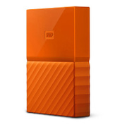 WDBYFT0040BOR-JESN [ポータブルストレージ「My Passport(2018年発売モデル)」4TB オレンジ]