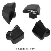 147-00492 [TQSH-91 Chain Ring Bolt Cover ブラック(FC-R9100)]