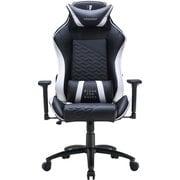 TS-F710-BW-JP [TESORO ゲーミングチェア Zone Balance Chair ブラック×ホワイト]