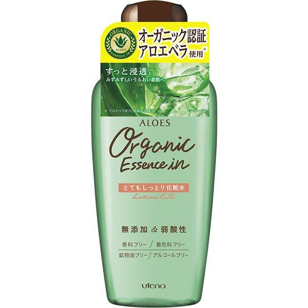 アロエス とてもしっとり化粧水 240ml [化粧水]