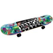 ラングス R1スケートボード ホワイト [スケートボード]