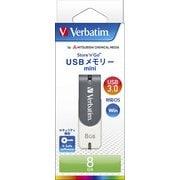 USBSM8GVWS3 [USBメモリ USB3.0 8GB ホワイト]