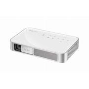 Q38-WH [バッテリー内蔵LEDモバイルプロジェクター ホワイト]