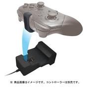 Switchプロコントローラー/PS4コントローラー用 らくらく充電スタンド