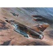 SH72386 [1/72スケール エアクラフトシリーズ ダッソー・ミラージュF.1 EQ/ED戦闘機]