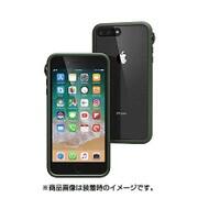 CT-IPIP175-AGBK [iPhone 8 Plus/7 Plus 衝撃吸収ケース アーミーグリーンブラック]