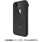 CT-IPIP174-BK [iPhone 8/7 衝撃吸収ケース ブラック]
