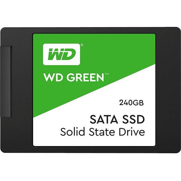 WDS240G2G0A [WD Green 2.5inc 240GB SSD]