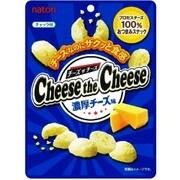 チーズザチーズ 濃厚チーズ味 21g