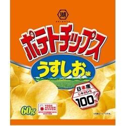 チップス コイケヤ ポテト